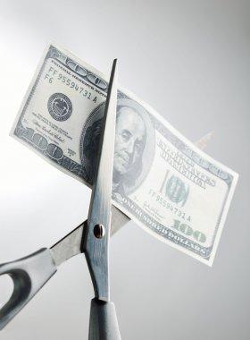 Cut spending