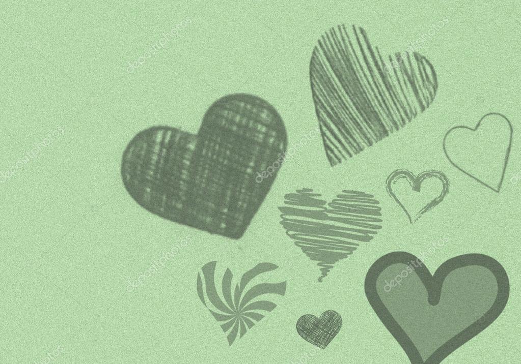 Fondo Vintage Verde Stockfoto Jeshumartinez 30501405