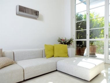 Interior of an apartment l