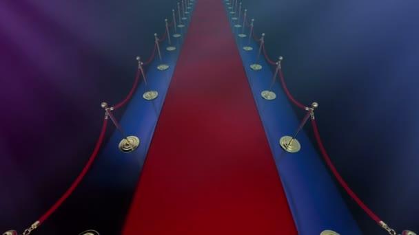 Endlos wiederholbar Roter Teppich-Ereignis