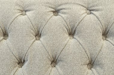 Texture of vintage fabric sofa