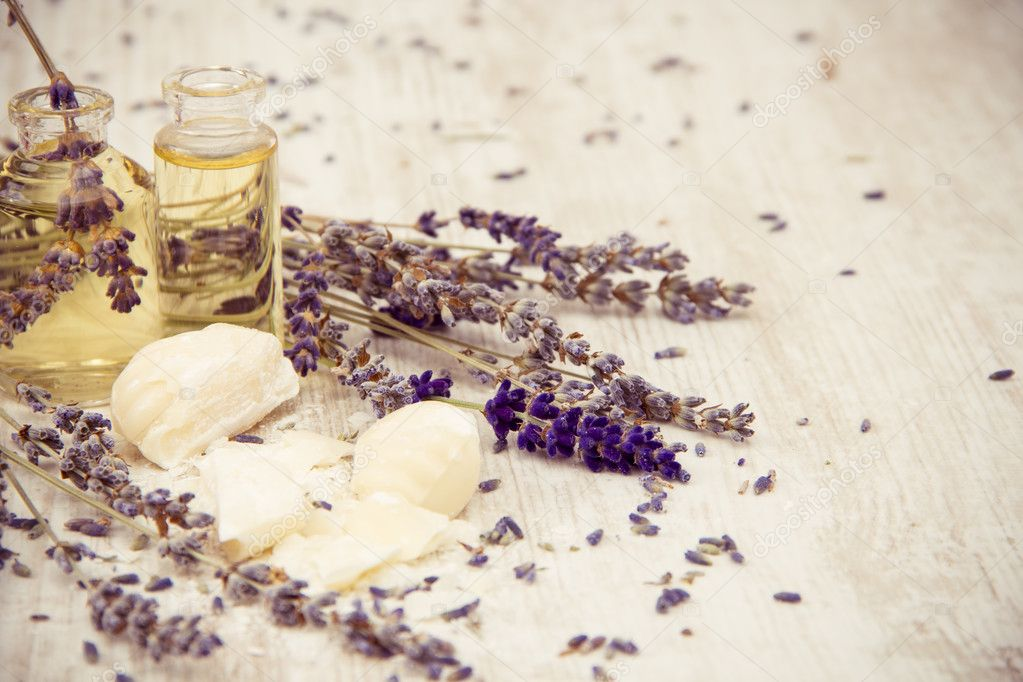 Natural Lavender Products