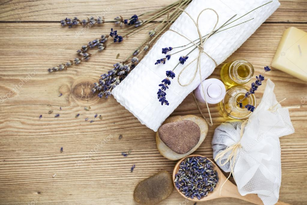 Natural Spa Treatment Background