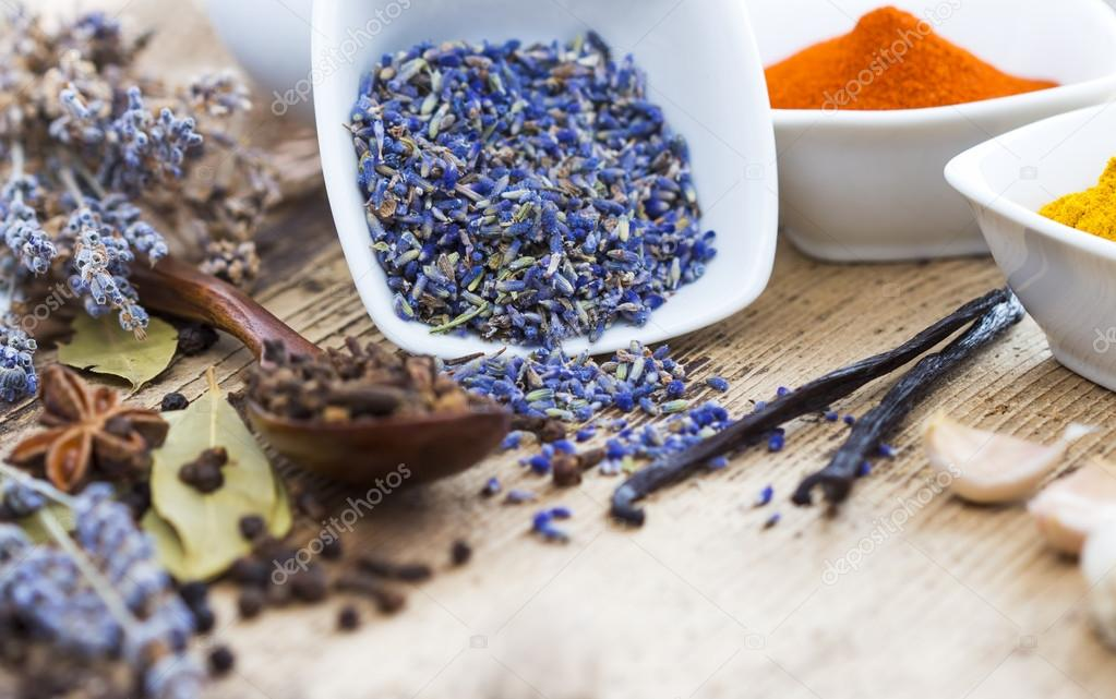 Lavender and Spices