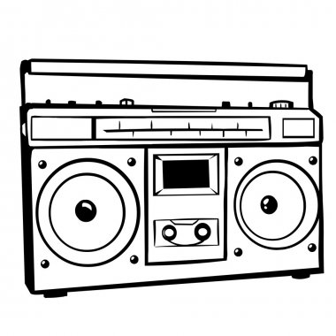Vector tape recorder
