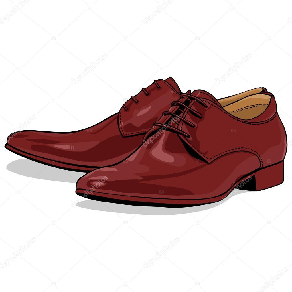 Vector Imágenes Animados Zapatos De Dibujos Hombre IzvzxaqPw0