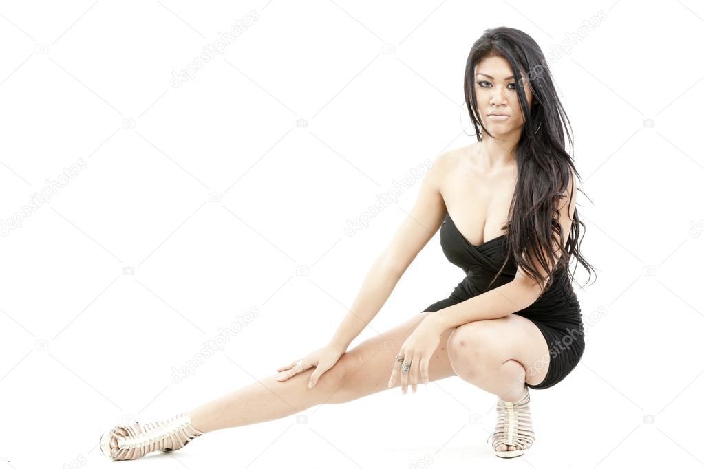 Όμορφη μαύρη γυναίκα σεξ