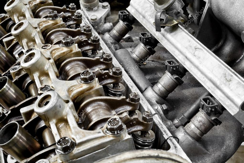 Auto-Motor-Teile — Stockfoto © AppleEyesStudio #31682845