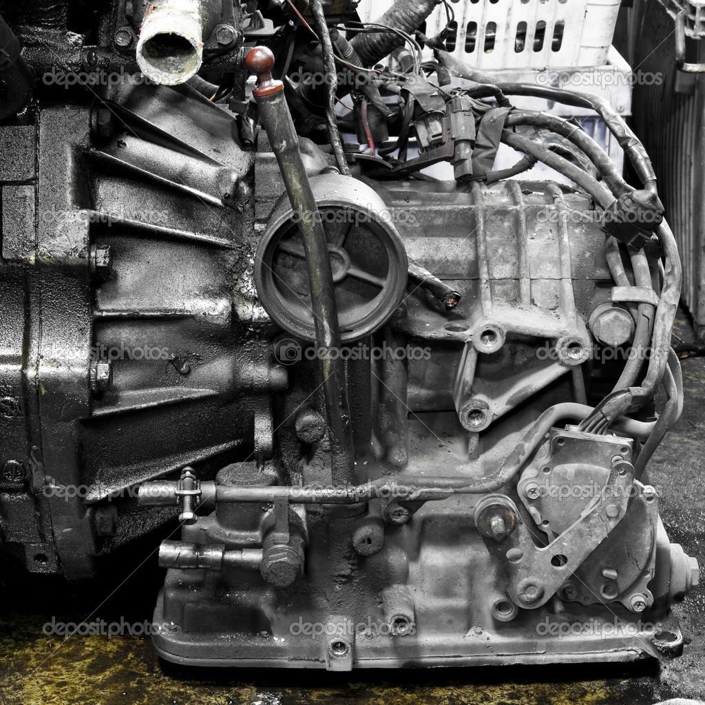 Auto-Motor-Teile — Stockfoto © AppleEyesStudio #31696985