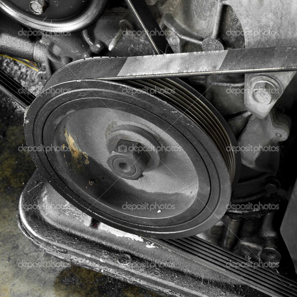 Auto-Motor-Teile — Stockfoto © AppleEyesStudio #31698231