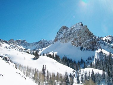 Sundial Peak beauty