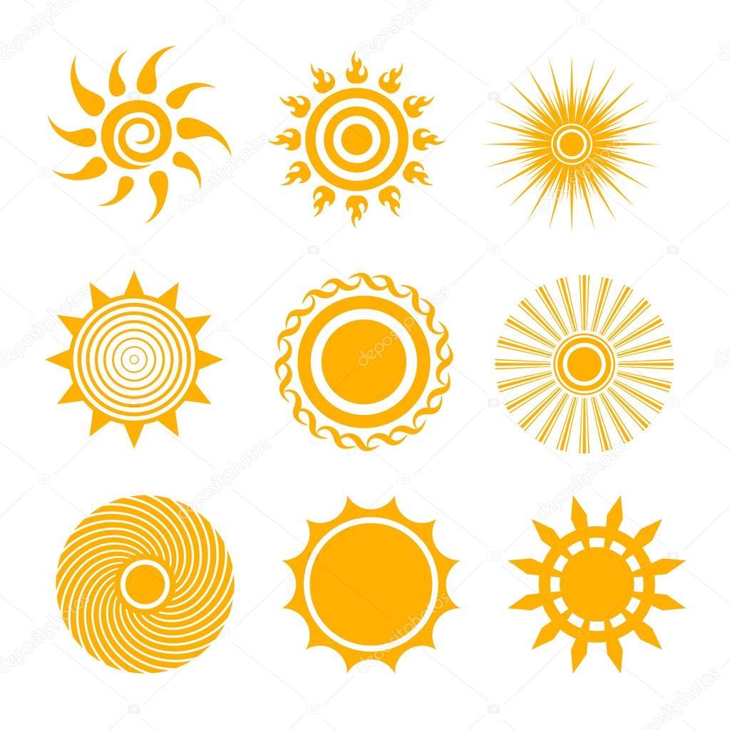 sun web icon
