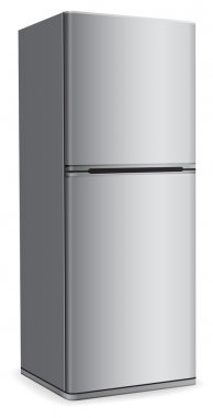 fridge refrigerator 3d icon
