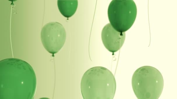 balóny vznášející se smyčka