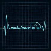 Photo Ambulance text