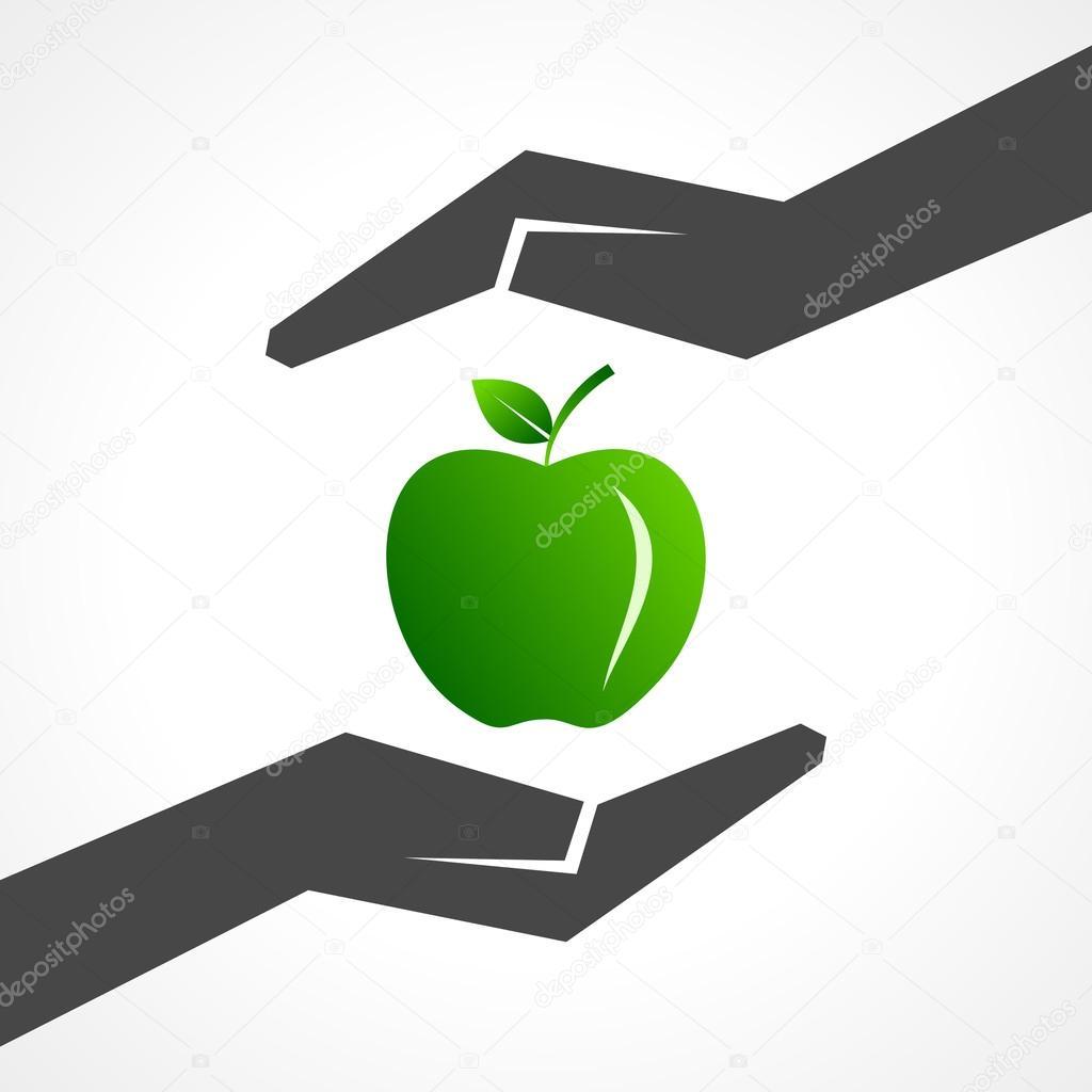 Save nutrition concept