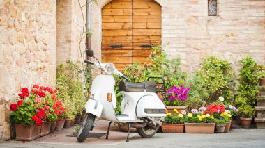 One of the most popular transport in Italy