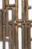 Fotografie Metal letters