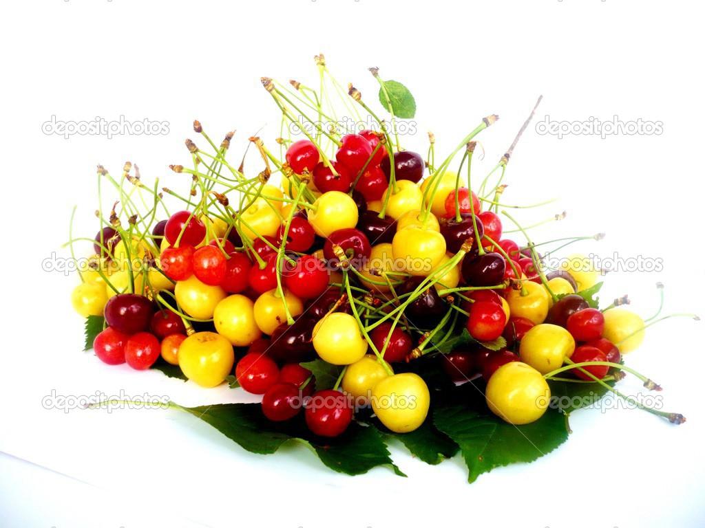 Types Of Cherries Stock Photo C Vivalen 28296075