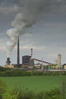 Poland, Zabrze, Biskupice Coking Plant