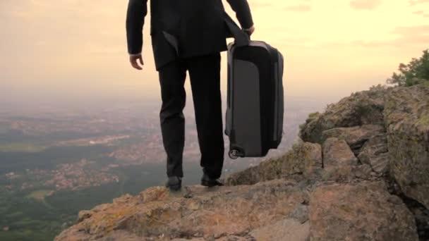 Geschäft Gelegenheit ankommenden Urlaub Erfolg Kaufmann