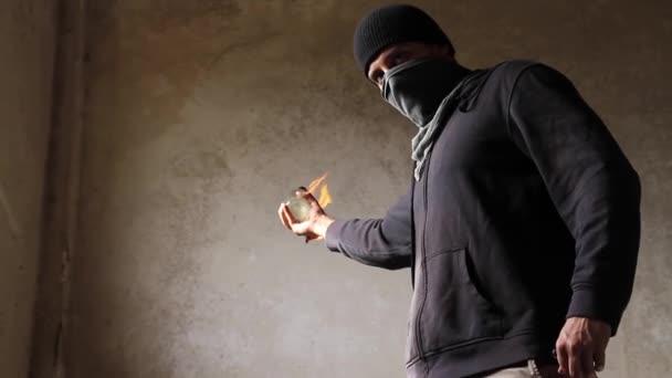 Krimineller Dieb