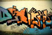 Fotografie Isländische graffiti