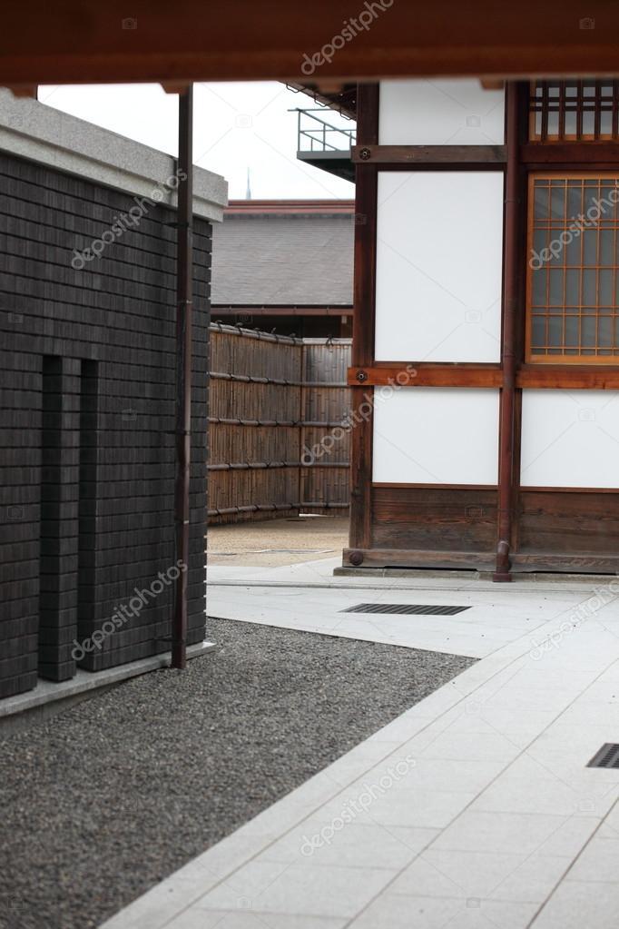 Japanische Architektur japanische architektur stockfoto tawintaew 35521577