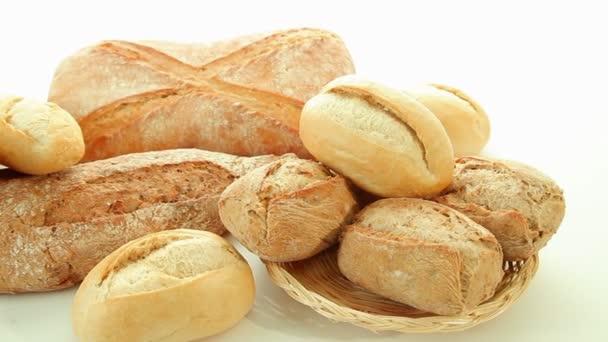 a termékek különböző kenyeret friss sült csoport