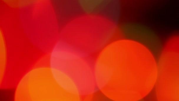 červenou rozmazané pozadí