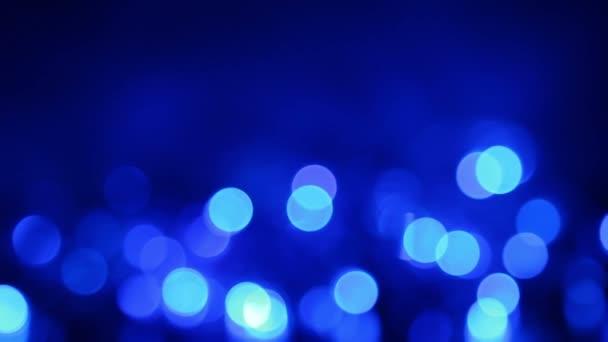 rozostření světla, pohybu pozadí