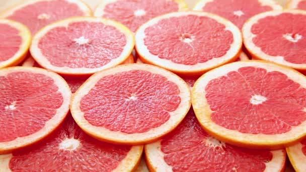 červený grapefruit ovoce