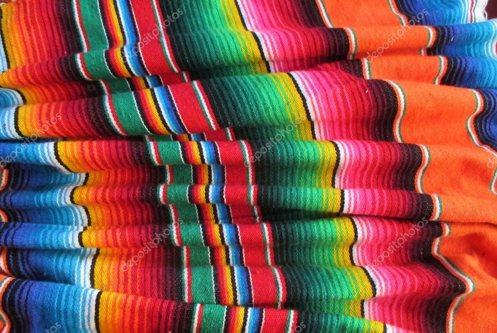 cinco de mayo mexican handwoven rug poncho serape fiesta background