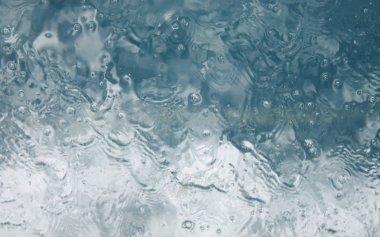 water splash waves boat window