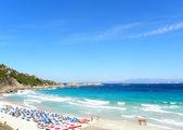 Fotografia spiaggia di santa teresa di gallura