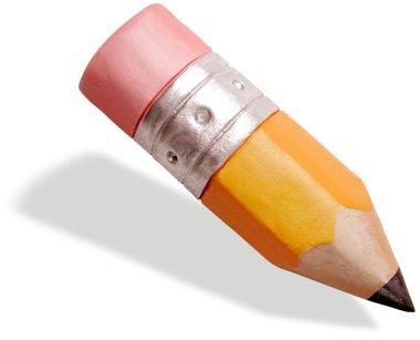 3D Sculpture of Pencil
