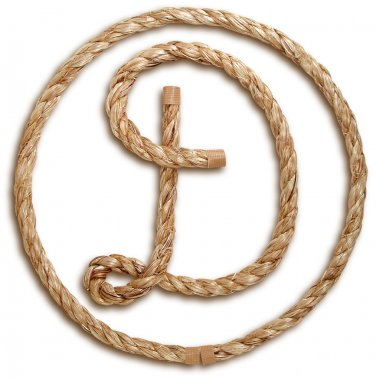Photograph of Rope Letter D