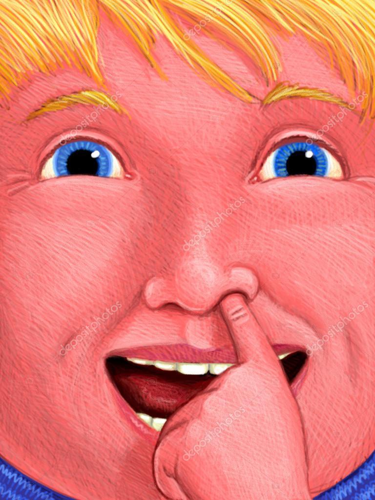 Ковыряние в носу смешные картинки, прикольных
