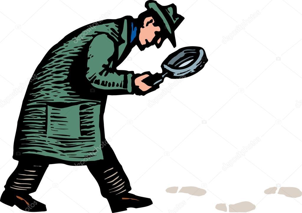 Risultati immagini per lente d'ingrandimento detective