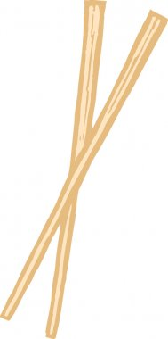 Illustration of Chopsticks