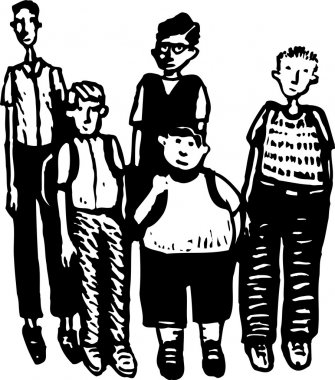 Group of Boys
