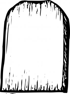 Illustration of Tombstone
