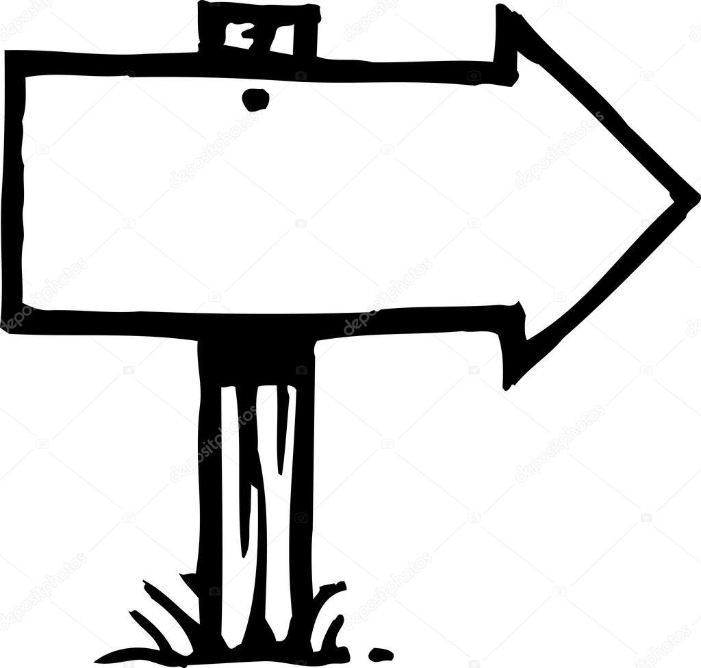 This Way Arrow Clip Art