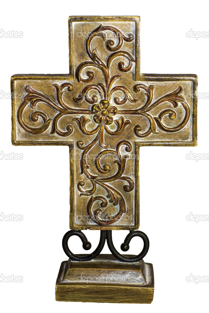 artistic cross of photo decorative stock decor illustration download