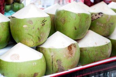 green coconut sale