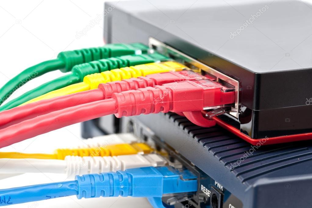 διακόπτης Ethernet