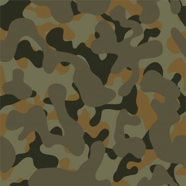 Camouflage (seamless on all 4 sides)