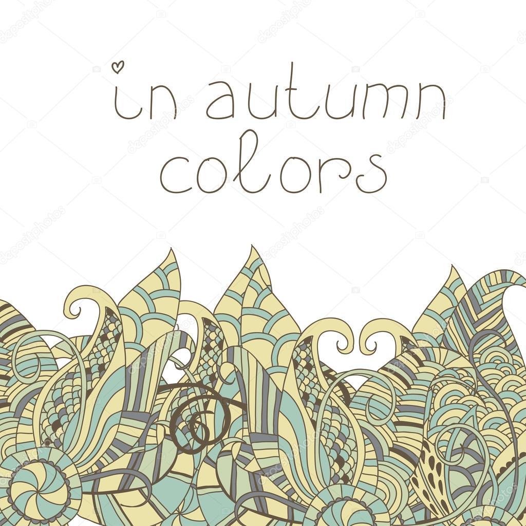 esquinas de elemento decorativo. tarjeta de invitación abstracta ...