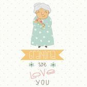 Card for Grandma.