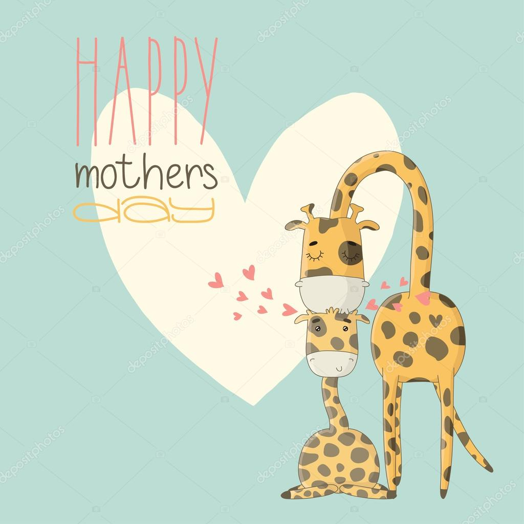 Greeting Card for Mother's Day.